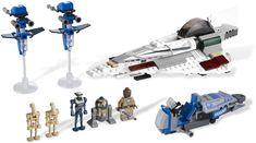 7868-1: Mace Windu's Jedi Starfighter #2011
