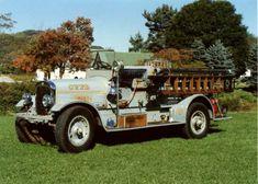 Seagrave Apparatus Through 1929