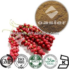 Natural GMP hot sale sex product for men penis strong schisandra extract powder $10~$100