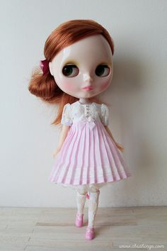 CHU THINGS handmade doll clothes and amigurumis