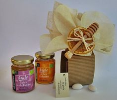 #Bomboniere equosolidali, tris di #miele dal #mondo! @altromercato