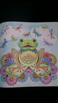 Mr. Froggy  Johanna Basford