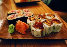 i'm not kidding when i say i want sushi. i just really want sushi.