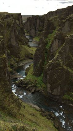 The incredible Fjaðrárgljúfur canyon in southern Iceland. Click through our Iceland travel guide for more inspiration!