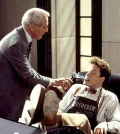 Paul Newman y Tim Ro