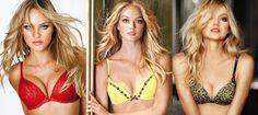 Divina y brillante colección de sujetadores push up de Victoria's Secret, http://www.mujerdemoda.net/2012/03/coleccion-fabulous-de-victorias-secret.html