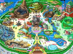 The animation house has unveiled plans to build a theme park on the Aichi expo site.