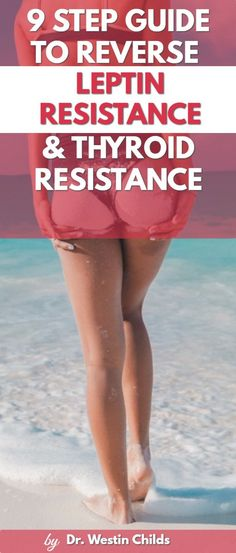Reverse Leptin resistance with this guide