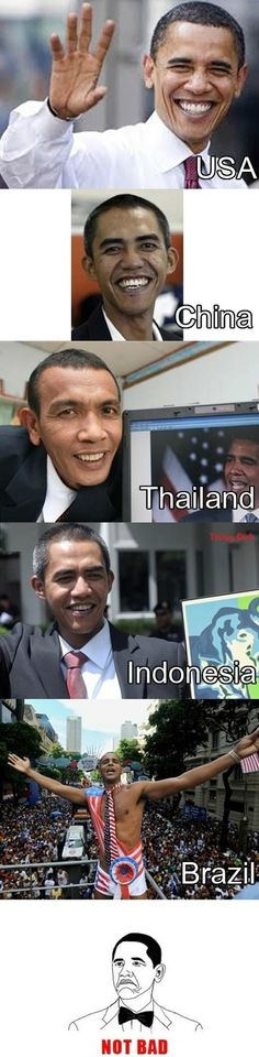 Obama everywhere