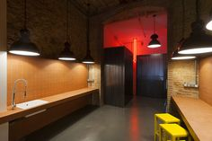 Monvínic Store Barcelona | Alfons Tost Interior design Barcelona, Bathtub, Interior Design, Bathroom, Store, Shopping, Space, Standing Bath, Nest Design