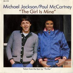 Michael Jackson,The Girl Is Mine