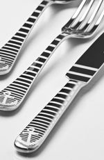 Steph you will lovethis....Anchor flatware by Sabre!