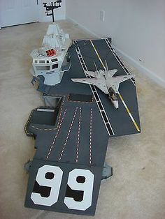 1985 G I Joe USS Flagg Aircraft Carrier | eBay