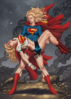 Death of Supergirl