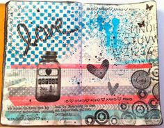 Created by Sandra Mouwen for the Simon Says Stamp Monday challenge (Transparent) March 2014