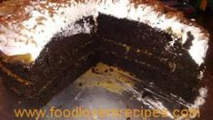 Butter Frosting, Chocolate Cake, Yummy Treats, Cooking Recipes, Cape, Desserts, Middle, Food, Projects