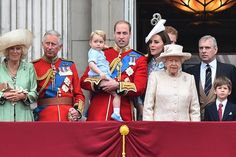 Royal family celebrate with the Queen in special family snap