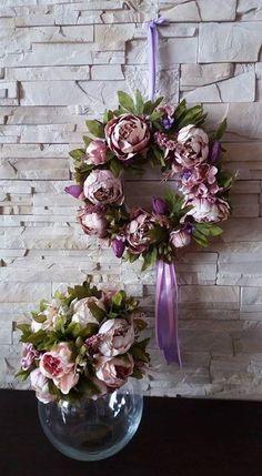 Skupiny a blogy - Odoberám Floral Wreath, Wreaths, Blog, Home Decor, Homemade Home Decor, Flower Crowns, Door Wreaths, Blogging, Deco Mesh Wreaths