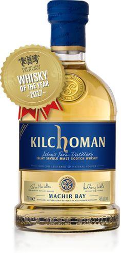 Kilchoman MACHIR BAY 2016