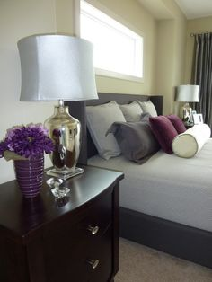 Color scheme for the master bedroom