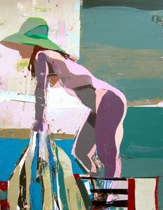 Kenney Mencher: Kim Frohsin An Artist Worth Taking a Look At