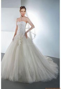 Cordón Vestidos de novia 2013