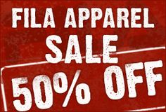 Fila Apparel off at Tennis Warehouse Tennis Gear, Tennis Clothes, Fila Apparel, Tennis Warehouse, Rackets