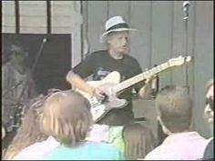 A very young Joe Bonamassa jamming with Danny Gatton's band in 1989.    He's overplaying a bit, as kids are apt to do.  But impressive nonetheless.