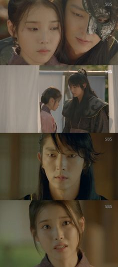 [Spoiler] Added episode 12 captures for the #kdrama 'Scarlet Heart: Ryeo'