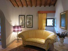 Villa Armena-Room 9 - Tuscany: Villa Armena, A Country Hotel With Very Urbane Rooms