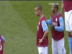Gabby Agbonlahor still doesn't know who tapped him on the shoulders on the fateful night. Rumor Has It, Gif Of The Day, Third Eye, Happy Birthday, Football, Night, Happy Brithday, Soccer, Futbol