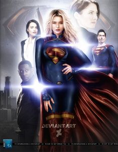 DeviantArt is the world's largest online social community for artists and art enthusiasts, allowing people to connect through the creation and sharing of art. Supergirl Superman, Supergirl Season, Supergirl And Flash, Marvel Avengers, Captain Marvel, Dc Comics Superheroes, Dc Comics Art, Melissa Supergirl, Kara Danvers Supergirl