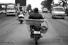 Off to work #uganda
