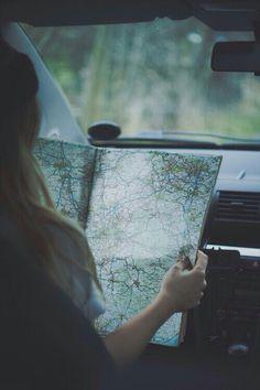 Adventure - map