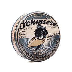 Pomada do włosów Bebop a Huba Schmiere #beard #beardcare #BeardManPL