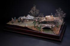Diorama Segunda Guerra Mundial 3