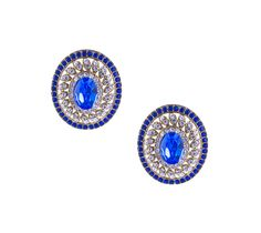 These earrings are a mélange of antique and modern elements to woo the women of today. http://www.mirraw.com/designers/jahnvi/designs/colour-crush-danglers-drop