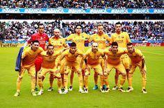 EQUIPOS DE FÚTBOL: F. C. BARCELONA 2015-16 contra Deportivo de La Coruña