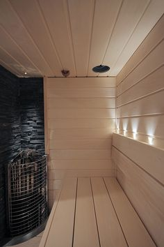 People have been enjoying the benefits of saunas for centuries. Spending just a short while relaxing in a sauna can help you destress, invigorate your skin Sauna Steam Room, Sauna Room, Saunas, Sauna Lights, Mobile Sauna, Sauna Shower, Sauna Design, Outdoor Sauna, Finnish Sauna