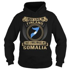 Live in Finland - Made in Somalia - Special, Get yours HERE ==> https://www.sunfrog.com/States/Live-in-Finland--Made-in-Somalia--Special-Black-Hoodie.html?id=47756 #christmasgifts #merrychristmas #xmasgifts #holidaygift #finland #visitfinland #thisisfinland #igersfinland