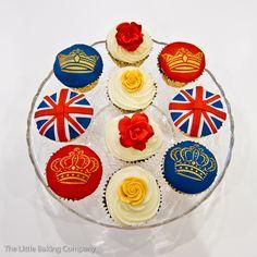 Royal Cupcakes !