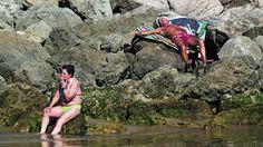 Levantadas restrições nas praias da linha de Cascais mas mantêm-se na margem sul