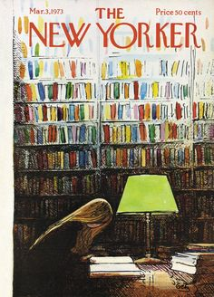 The New Yorker - Saturday, March 3, 1973 - Issue # 2507 - Vol. 49 - N° 2 - Cover by : Arthur Getz