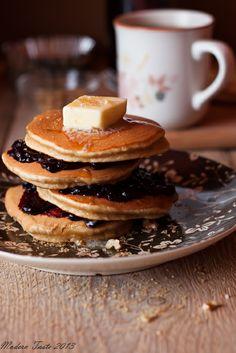 The Best Darn Chocolate Pancakes EVER | Recipe | Chocolate Pancakes ...
