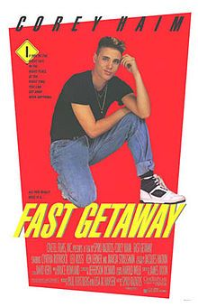 Fast Getaway - A lighthearted tail about a gang of bank robbers who fall out and split up. The brains of the gang is a boy who, with his father, successfully continue their crime spree. Annoyed at this, Lilly and her loyal, and stupid companion, decide to kidnap the boy, Nelson, and force him to work for them.