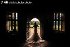 Love this photo from Saturday's wedding as the bride gets ready to leave the Hall for her ceremony. .Courtesy of @davidscholesphoto .....#weddingvenue #barnwedding #browsholme #lancashire #wearelancashire #familyhome #sustainable #historic #heritage #rural #tourism #historichouse #history #ribblevalley #forestofbowland #bride #weddingphotography #countryside #countrywedding #browsholmehall #rustic #rusticwedding #farmwedding #bride #weddingdress