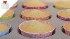 Mi mejor receta de Cupcakes de vainilla Suscríbete a mi canal: http://www.youtube.com/subscription_center?add_user=chininrequena