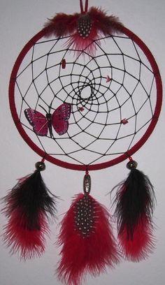 Butterfly Dreamcatcher 2 by GypsyCatt on DeviantArt