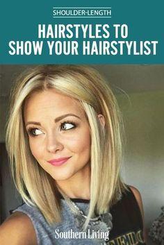 Thin Hair Cuts, Medium Hair Cuts, Medium Hair Styles, Curly Hair Styles, Medium Curly, Blunt Haircut Medium, Medium Fine Hair, Cuts For Thinning Hair, Best Hair Cuts