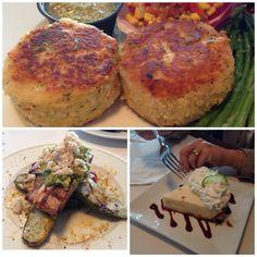Bimini Boatyard, Fort Lauderdale Restaurant Fort Lauderdale Restaurants, Salmon Burgers, Dishes, Ethnic Recipes, Food, Salmon Patties, Tablewares, Eten, Flatware